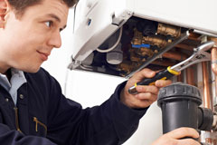 only use certified Wrexham heating engineers for repair work